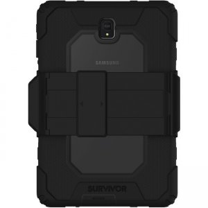 Griffin Survivor All-Terrain for Samsung Tab S4-L - Black GSA-004-BLK