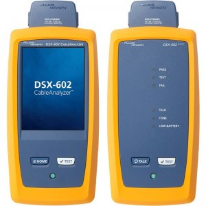 Fluke Networks Cable Analyzer DSX-602