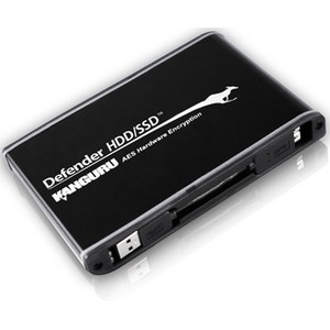 Kanguru Defender SSD USB 3.0 Secure Solid State Drive KDH3B-2TSSD
