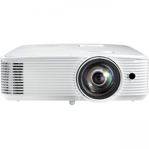 Optoma Bright Short Throw 1080p Projection EH412ST