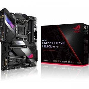 ROG Crosshair VIII Hero (WI-FI) Desktop Motherboard ROG CROSSHAIR VIII HERO (