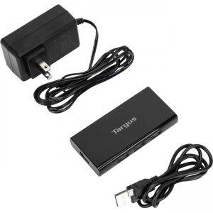 Targus USB 2.0 7-Port Powered Hub ACH215TT