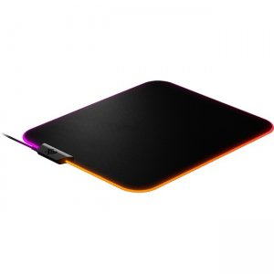 SteelSeries QcK Prism Cloth RGB Gaming Mouse Pad 63826