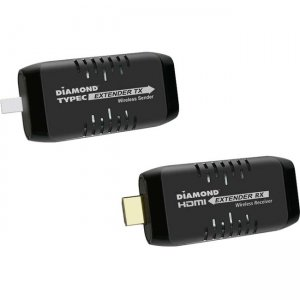 Diamond Video Extender Transmitter/Receiver VS75