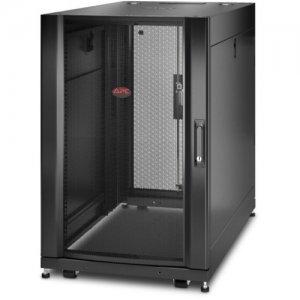 APC by Schneider Electric NetShelter SX 18U Server Rack Enclosure 600mm x 1070mm w/ Sides Black AR3106