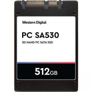 SanDisk PC SA530 3D NAND SATA SSD SDATB8Y-512G