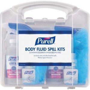 PURELL® Body Fluid Spill Kit 384108CLMS GOJ384108CLMS