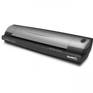Ambir ImageScan Pro Card Scanner DS490-BCS 490i