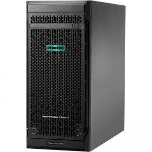 HPE ProLiant ML110 Gen10 3204 1P 16GB-R 4LFF 4TB 550W PS Server P19116-001