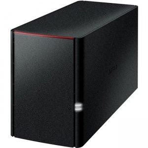Buffalo LinkStation SoHo 2bay Desktop 4TB Hard Drives Included LS220D0402B