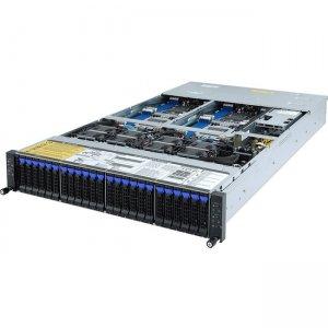 Gigabyte (rev. 100) AMD EPYC™ 7002 DP Server System - 2U 4 nodes H262-Z61