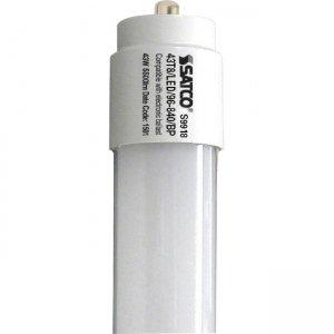 Satco 43T8 LED 96-840 BP 120-277V Tube Bulb S9918 SDNS9918