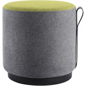 Lorell Contemporary Coll. Round Foot Stool 86937 LLR86937