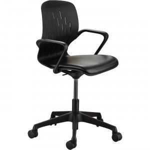 Safco Shell Desk Chair 7013BL SAF7013BL