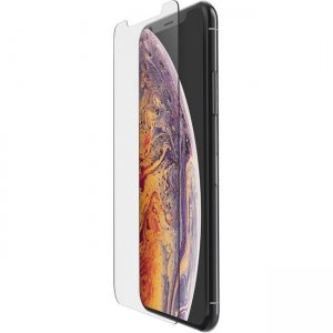 Belkin ScreenForce TemperedGlass Screen Protection for iPhone XS Max F8W911ZZ