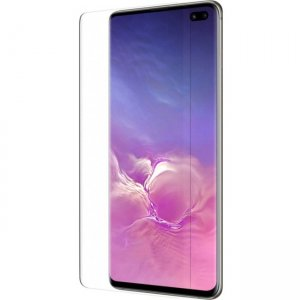 Belkin ScreenForce InvisiGlass Curve Screen Protection for Samsung Galaxy S10+ F7M070ZZBLK