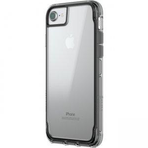 Griffin Survivor Clear iPhone 8, Black/Smoke/Clear TA43827