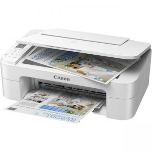 Canon PIXMA TS3320 Wireless Inkjet All-In-One Printer 3771C022 TS3320 White