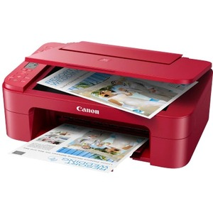 Canon PIXMA TS3320 Wireless Inkjet All-In-One Printer 3771C042 TS3320 Red
