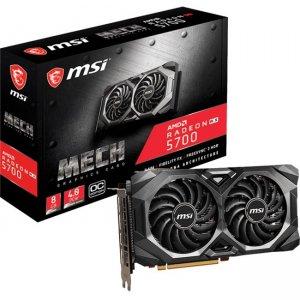 MSI MECH Radeon RX 5700 OC Graphic Card R5700MHC Radeon RX 5700 MECH OC