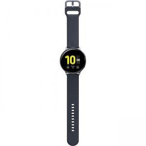 Samsung Galaxy Watch Active2 (40mm), Aqua Black (Bluetooth) SM-R830NZKAXAR SM-R830