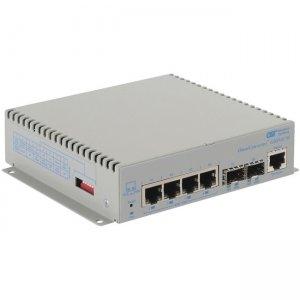 Omnitron Systems OmniConverter GHPoE/M Ethernet Switch 3119-0-24-9W