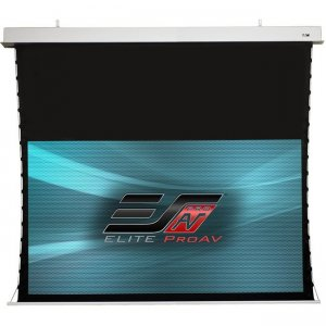 Elite ProAV Evanesce Tab-Tension Projection Screen ITE103H5D-E8