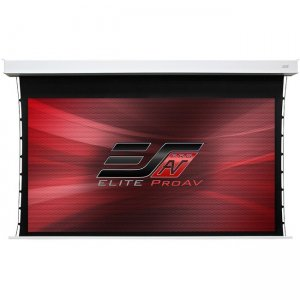 Elite ProAV Evanesce Tab-Tension Projection Screen ITE115H5D-E24