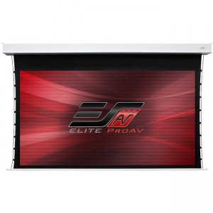 Elite ProAV Evanesce Tab-Tension Projection Screen ITE115H5D-E8
