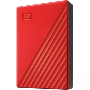 WD 4TB My Passport Portable Hard Drive WDBPKJ0040BRD-WESN