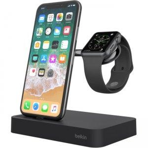 Belkin Valet Charge Dock for Apple Watch + iPhone F8J183TTBLK-APL