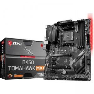 MSI Desktop Motherboard B450TOMAMAX B450 TOMAHAWK MAX