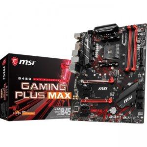 MSI Desktop Motherboard B450GPLMAX B450 GAMING PLUS MAX