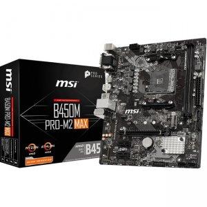 MSI Desktop Motherboard B450MPM2MAX B450M PRO-M2 MAX