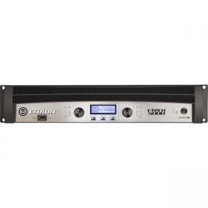 Crown Two-channel, 2500W @ 4 Power Amplifier IT5000HD-U-USFX 5000HD