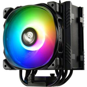 Enermax Cooling Fan/Heatsink ETS-T50A-BK-ARGB