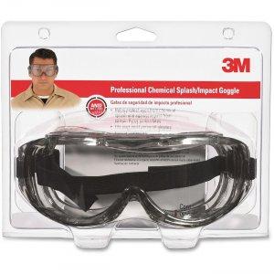 3M Chemical Splash/Impact Goggles 91264H1DC MMM91264H1DC