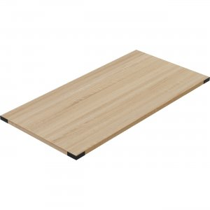 Safco Mirella Free Standing Desk with Modesty Panel MRDT7236SDD SAFMRDT7236SDD
