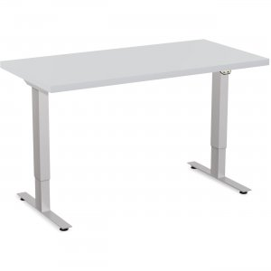 "Special.T 24x48"" Patriot 2-Stage Sit/Stand Table PAT22448GR SCTPAT22448GR"