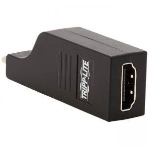 Tripp Lite USB-C to HDMI Vertical Adapter, M/F, Black U444-000-H4K6B