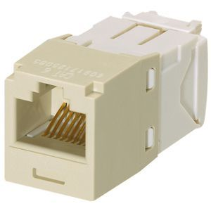 Panduit Mini-Com TX6 Plus Modular Insert CJ688TPEI