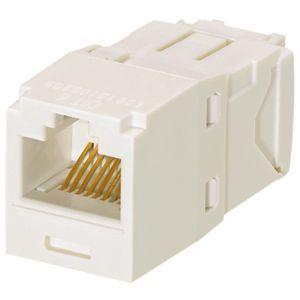 Panduit Mini-Com TX6 Plus Modular Insert CJ688TPIW