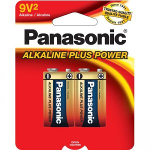 Panasonic Alkaline Plus Battery 6AM-6PA/2B