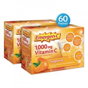 Emergen-C Immune Defense Drink Mix, Tangerine, 0.32 oz Packet, 60/Pack ALA139051 139051