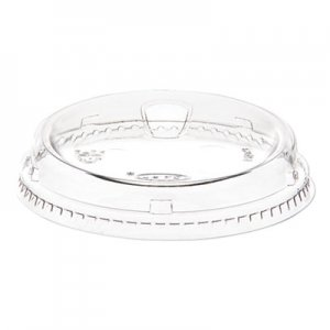 Dart Prima Strawless Plastic Lids, Fits 12-26 oz Cups, Clear, 1000/Carton DCC626NSL 626NSL