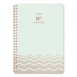 Cambridge Workstyle Soft Cover Weekly/Monthly Planner 8 1/2 x 5 1/2, Seafoam Cover, 2020 AAG528020046 528020046