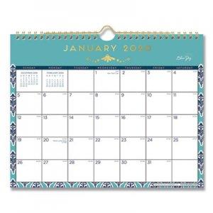 Blue Sky Sullana Wall Calendar, 11 x 8 3/4, 2020 BLS116049 116049