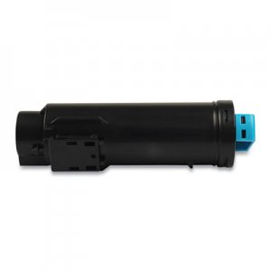 Innovera Remanufactured Cyan Toner, Replacement for Dell 593-BBOX, 2,500 Page-Yield IVRD593BBOX AC-D0825XCR