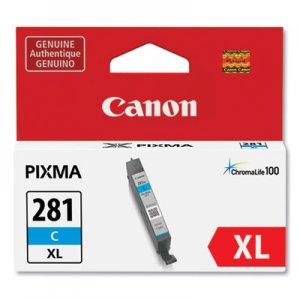 Canon 2038C001 (CLI-281) ChromaLife100 Ink, Blue CNM2038C001 2038C001