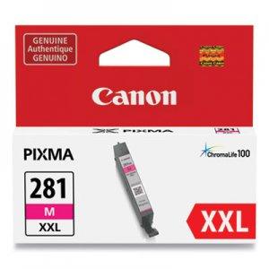 Canon 1981C001 (CLI-281XXL) ChromaLife100 Ink, Magenta CNM1981C001 1981C001